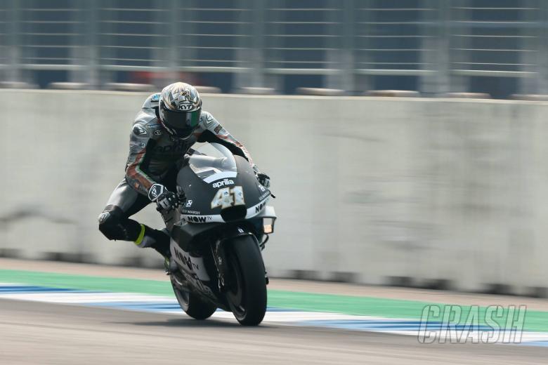 MotoGP: Espargaro 'still far' after 'maximum effort'