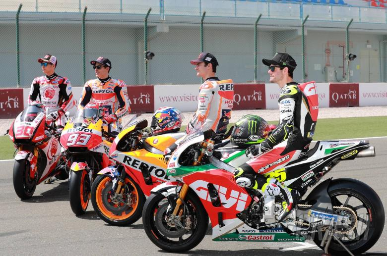 MotoGP: de Puniet: Honda best bike on the grid
