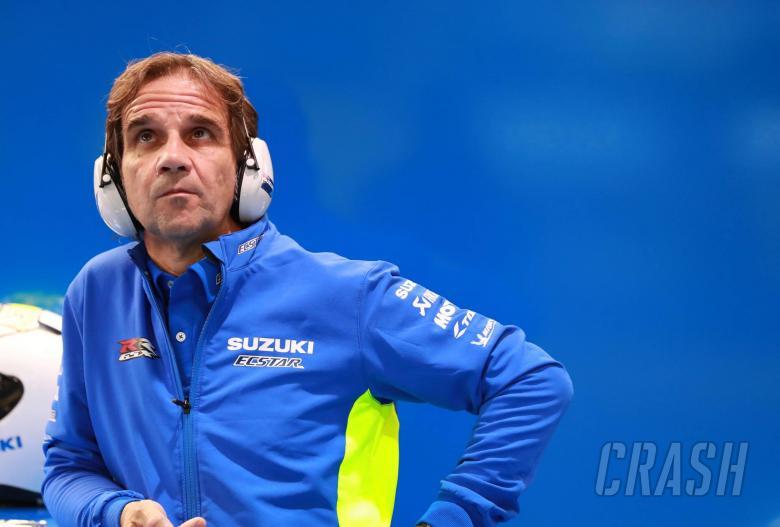 MotoGP: Brivio: Suzuki achieved 2018 goal but pressure on to improve