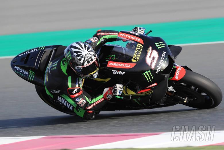 MotoGP: Qatar MotoGP test times - Saturday (6pm)