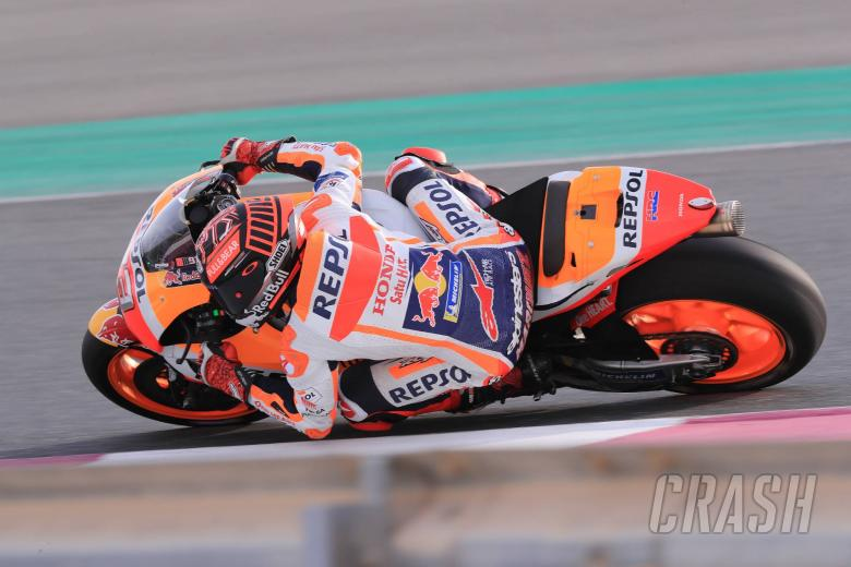 MotoGP: Miller on Marquez save: 'There was smoke and stuff coming off him!'