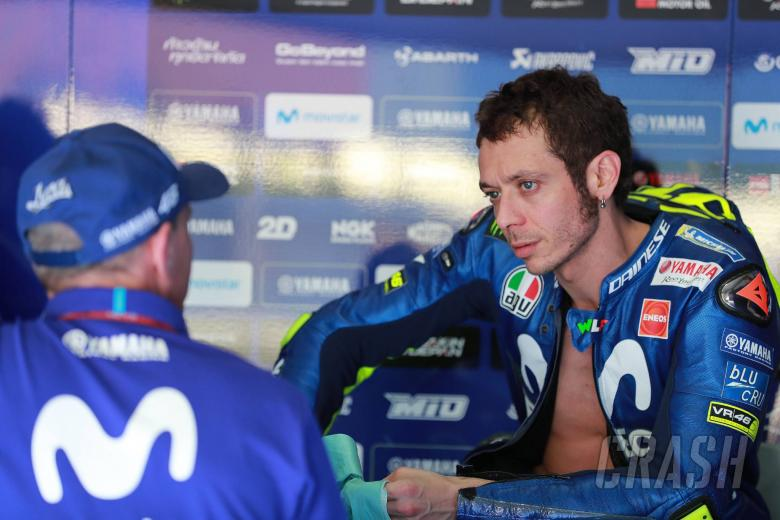 MotoGP: Rossi: We have to keep working on Yamaha package
