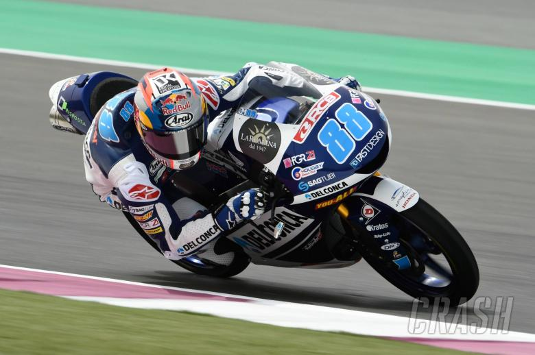 MotoGP: Moto3 Qatar - Race Results