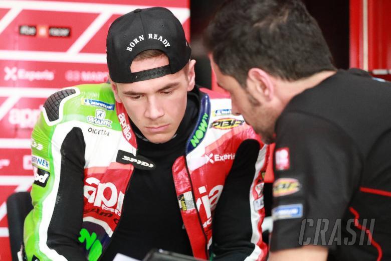 MotoGP: Redding: Heartbreaking weekend, hell from the start