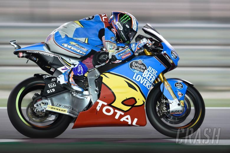 MotoGP: Moto2 Qatar - Qualifying Results