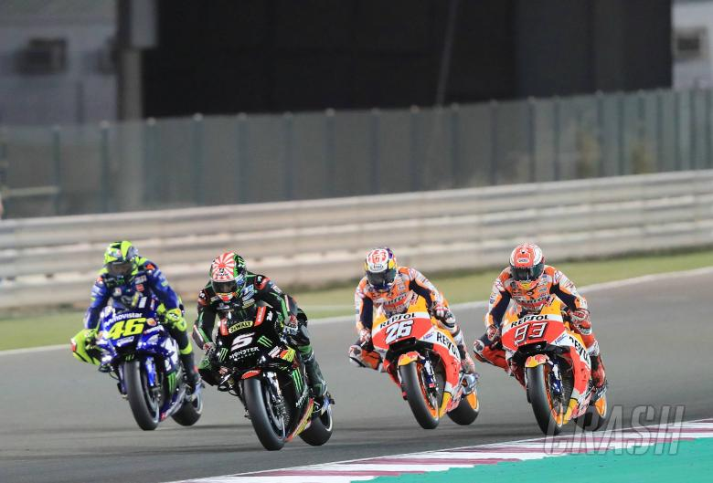 MotoGP: Zarco ready for a 'great result' in South America