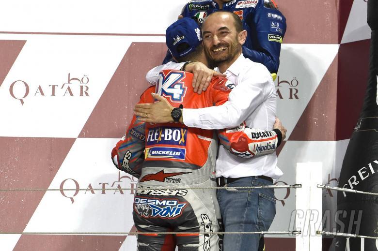 MotoGP: Ducati's Domenicali appointed MSMA Chairman