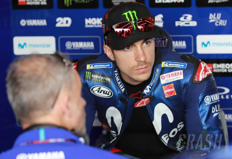 MotoGP: Vinales: Like this, difficult to fight for title