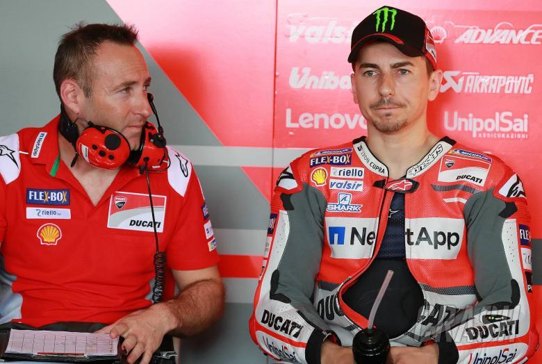 MotoGP: Lorenzo hoping for aerodynamic update in Austin