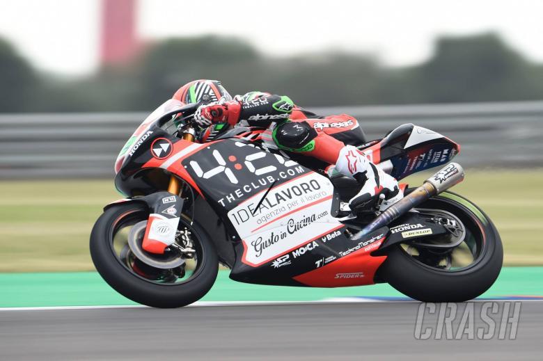 MotoGP: Moto2: Suter to build MV Agusta chassis?