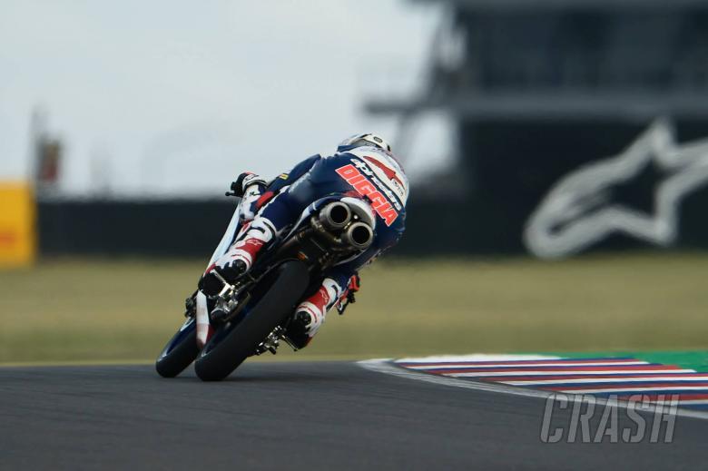 MotoGP: Moto3 Argentina - Free Practice (3) Results