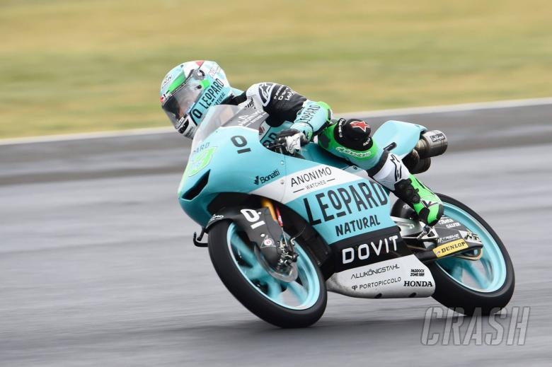 MotoGP: Moto3 Argentina - Warm-up Results