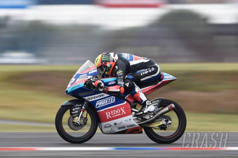MotoGP: Moto3 Argentina - Race Results