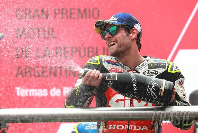 MotoGP: 'We can still improve' - Crutchlow, LCR on top of the world