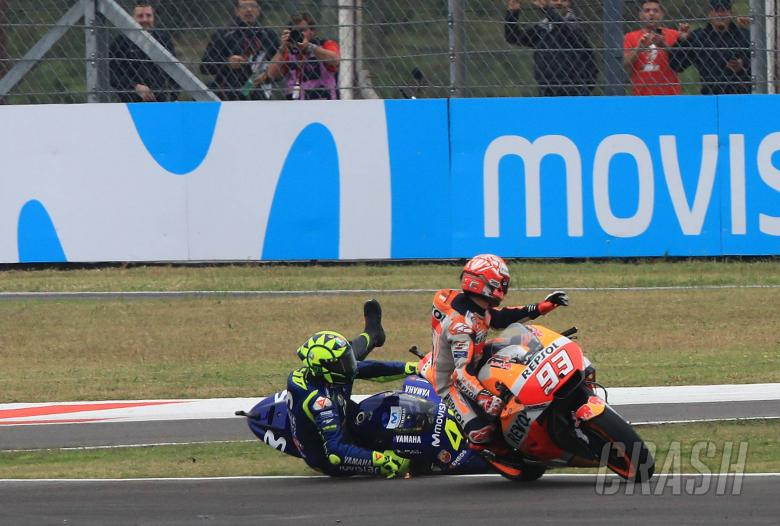 MotoGP: Honda: A racing incident, we're sorry for it