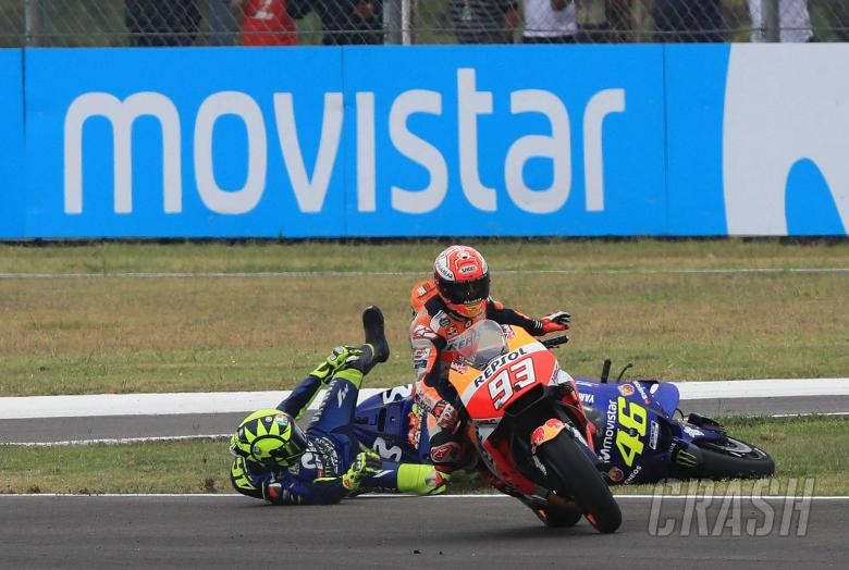 MotoGP: Meregalli: 'Dangerous' Marquez style 'should be discouraged'