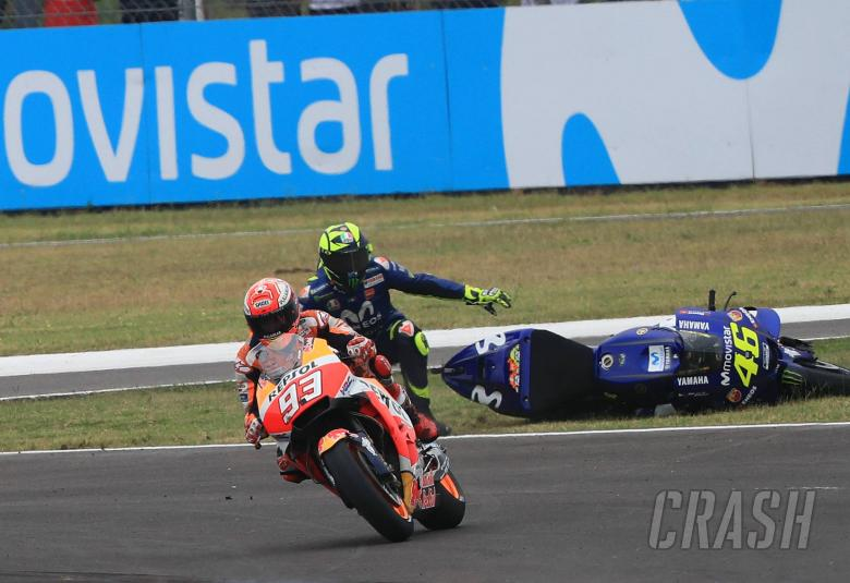 MotoGP: Yamaha: Marquez behaviour shows total lack of respect
