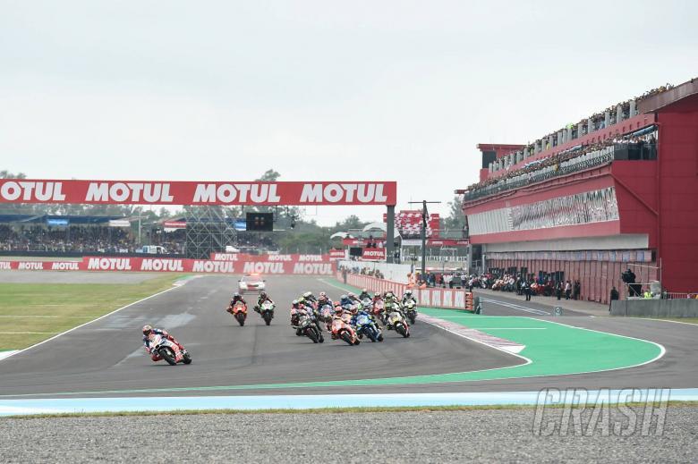 Argentina Dicoret, Kalender MotoGP 2021 Dikonfirmasi