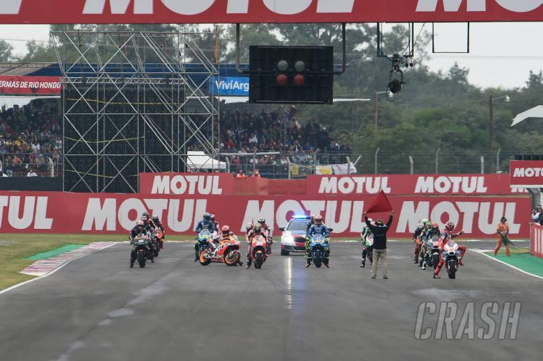 MotoGP: FIM clarifies MotoGP race restart rules