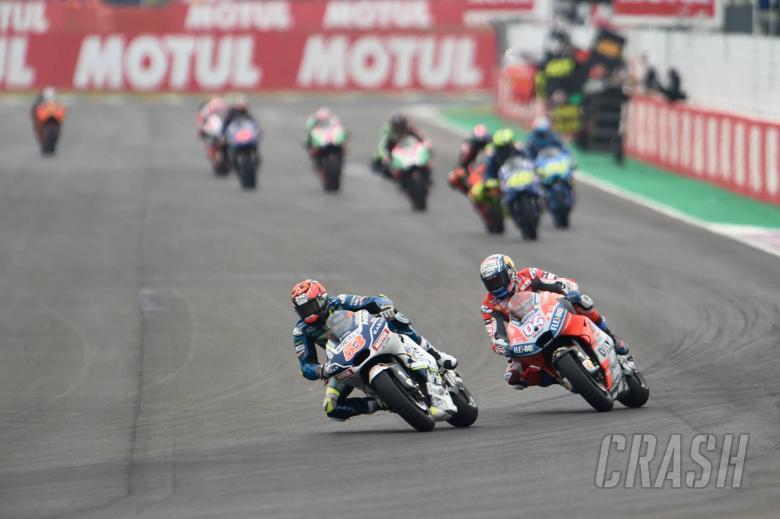 MotoGP: Best yet for Rabat, stoppie for Simeon