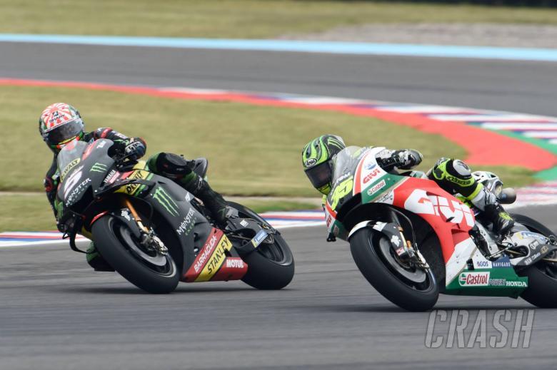 MotoGP: Zarco: 'First goal' to beat Crutchlow, Petrucci