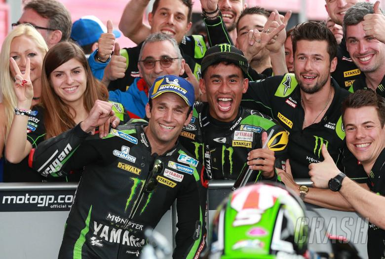 MotoGP: Top rookie Syahrin makes Tech3 proud in Argentina