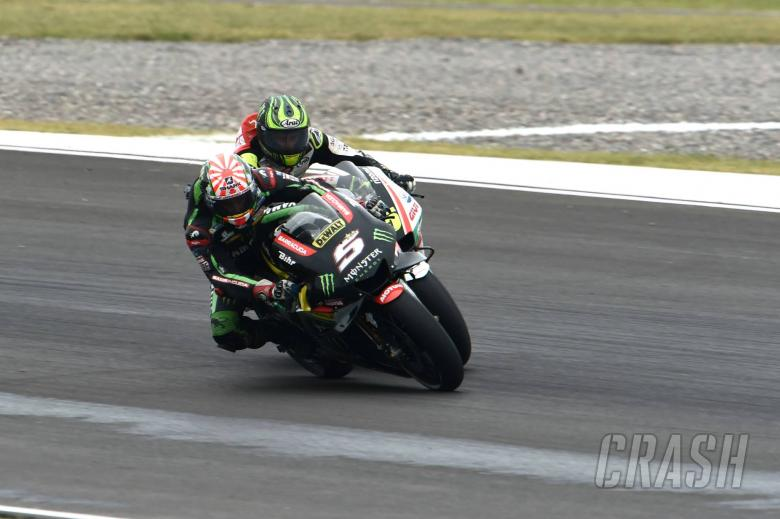 MotoGP: Zarco 'thinking about' victory, Syahrin boot camp