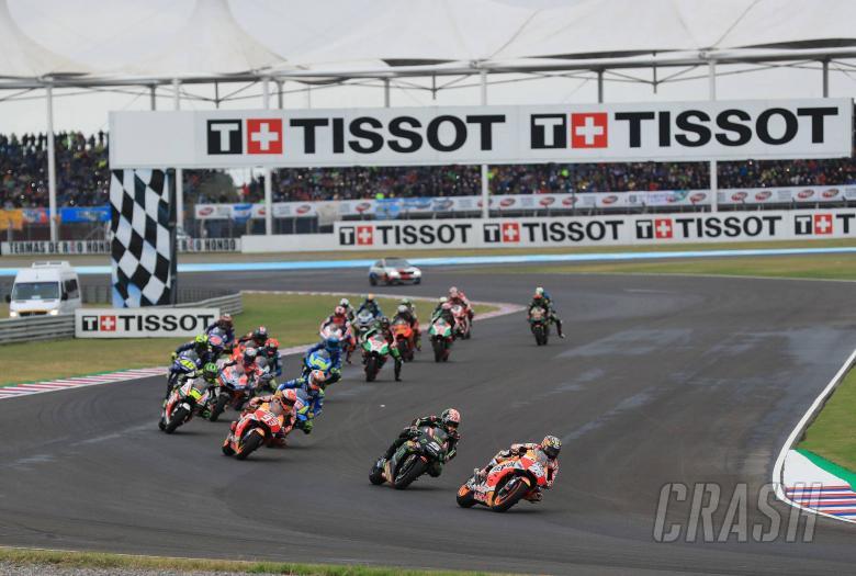 MotoGP: Pedrosa in pain as Zarco pass triggers highside