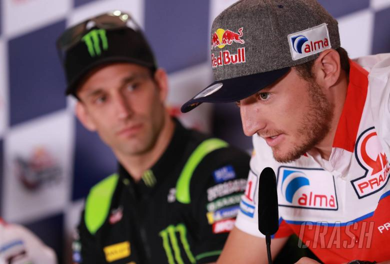 MotoGP: Miller: Silly for fans, riders to fight. Remember Simoncelli