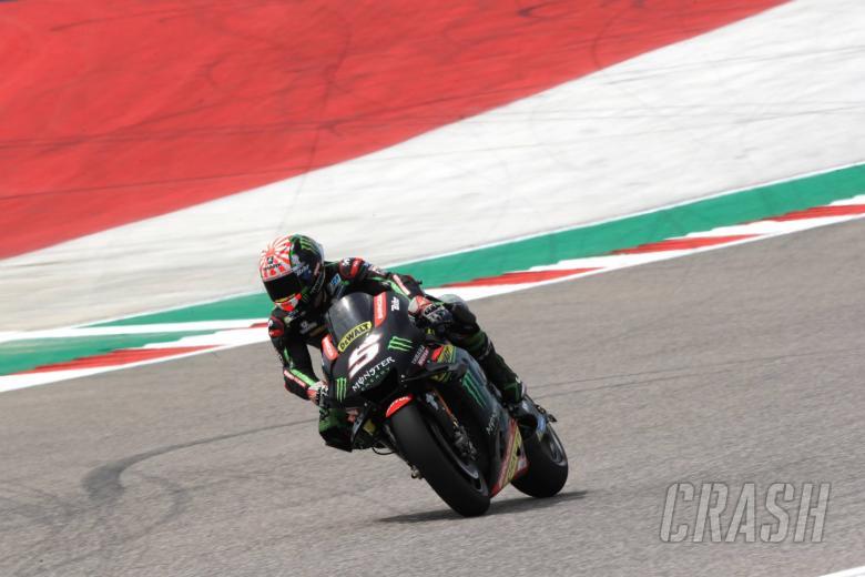 MotoGP: Zarco's 'good mood' returns, unexpected front row