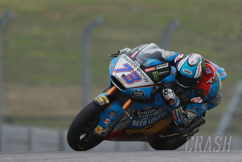 MotoGP: Moto2 Americas - Warm-up Results