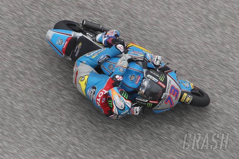MotoGP: Moto2 Americas - Qualifying Results