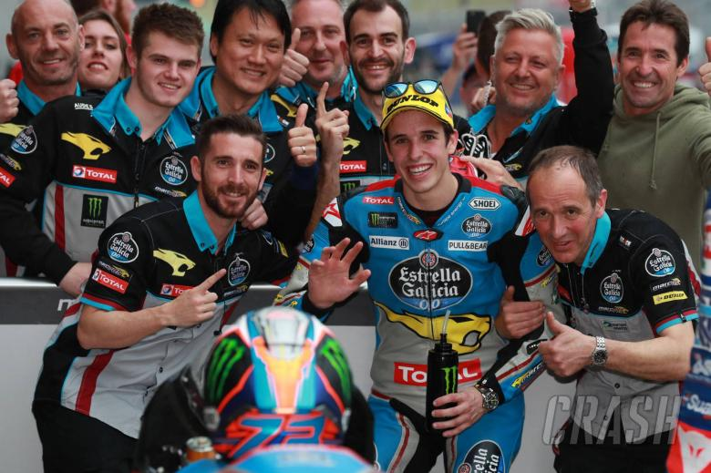 MotoGP: Moto2 Americas: Marquez takes control for pole