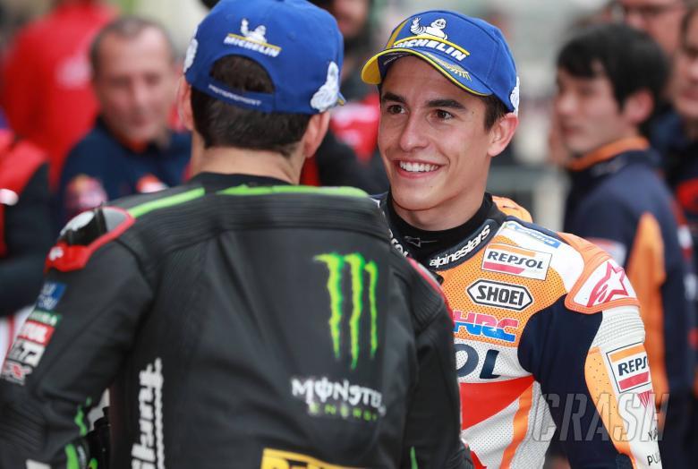 Marquez: Yamaha lost a really good rider