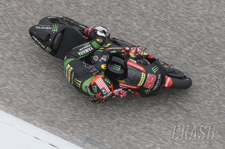 MotoGP: Punishing Sunday ends without points for Syahrin