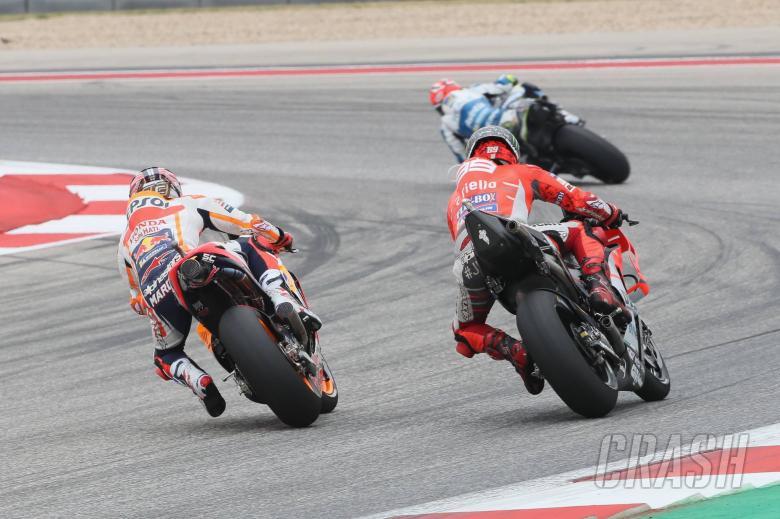 2018 Austin MotoGP - Race Day LIVE! | MotoGP | News | Crash