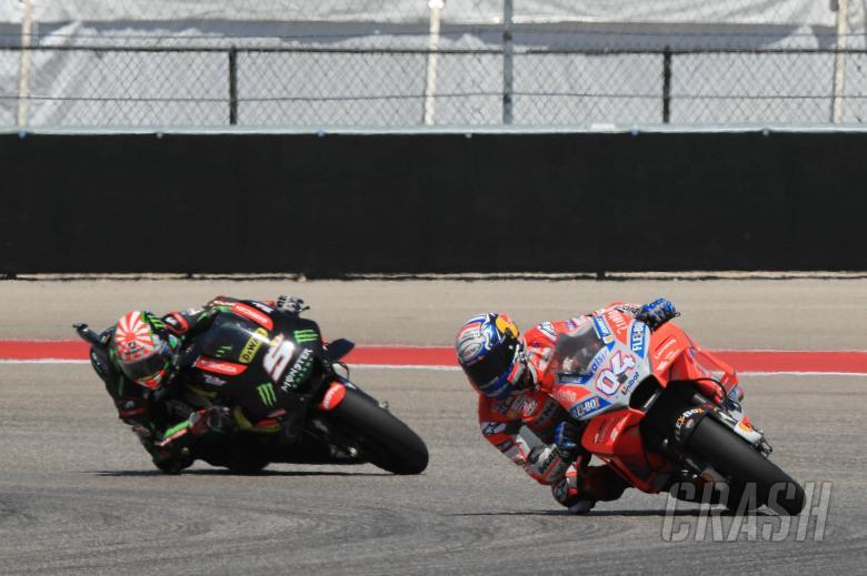 MotoGP: Fifth 'the maximum' as Dovizioso retakes title lead