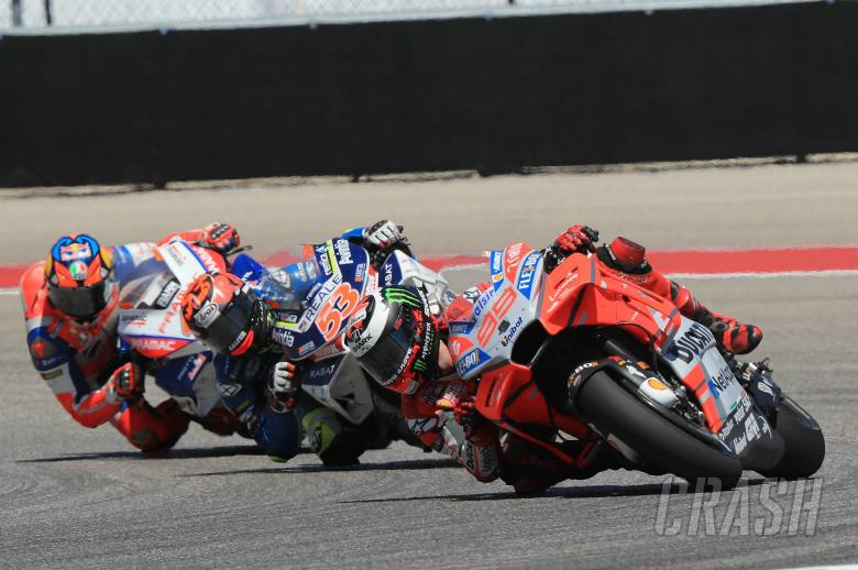 MotoGP: Miller: I tried to apologise to Lorenzo, but…