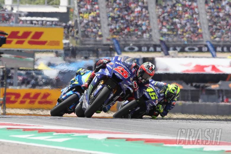 MotoGP: 'Too much on the limit' - Rossi misses podium target