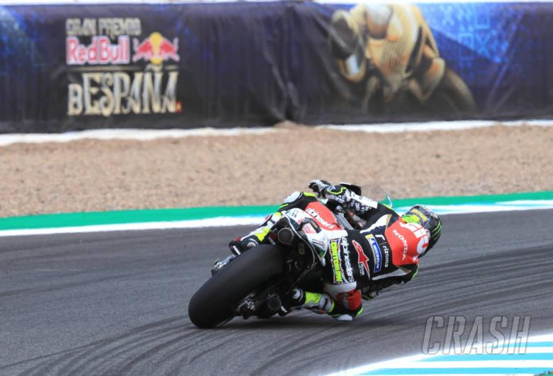 MotoGP: Crutchlow rules day one at Jerez