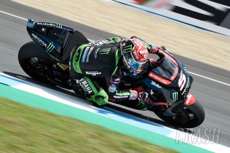 MotoGP: Jerez MotoGP test times - Monday (5pm)