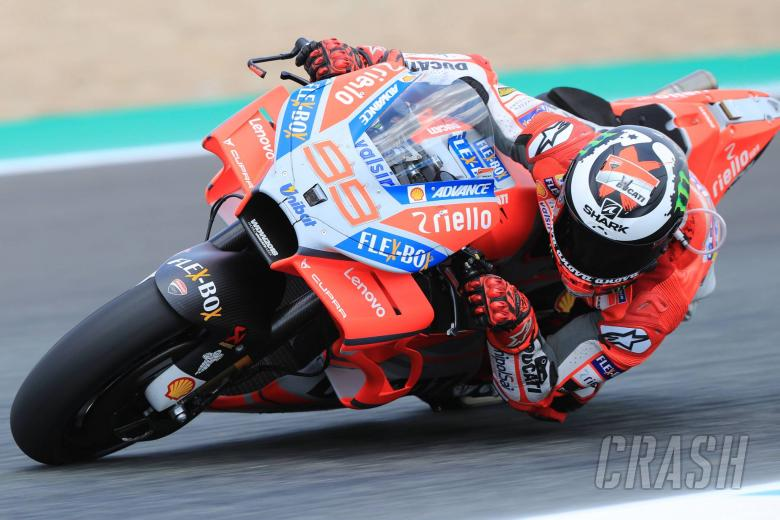 MotoGP: New parts helping Lorenzo, 'not needed' for Dovi