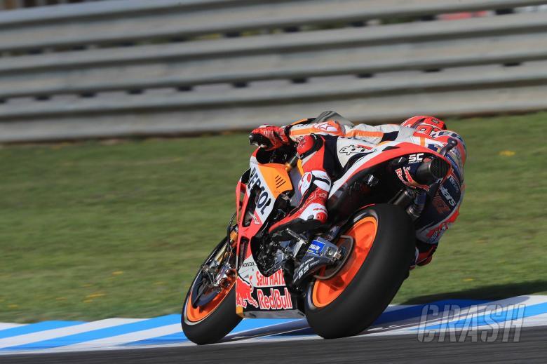 MotoGP: Marquez leads Crutchlow, Dovizioso into Q1