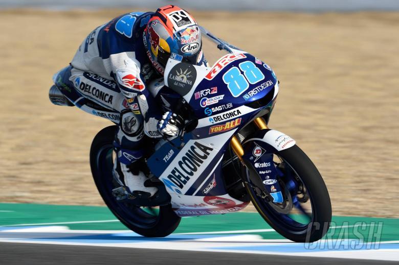 MotoGP: Moto3 Spain: Solo speed hands Martin back-to-back poles