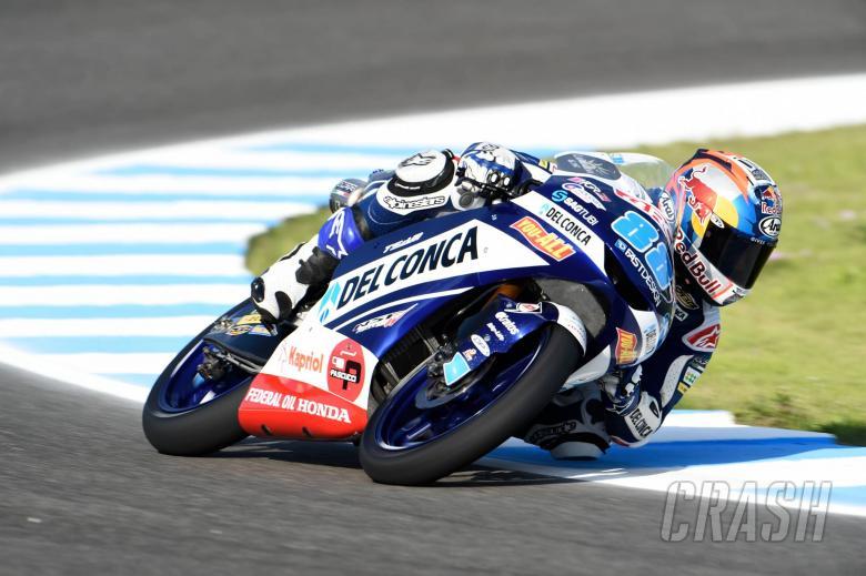 MotoGP: Moto3 Spain - Qualifying Results