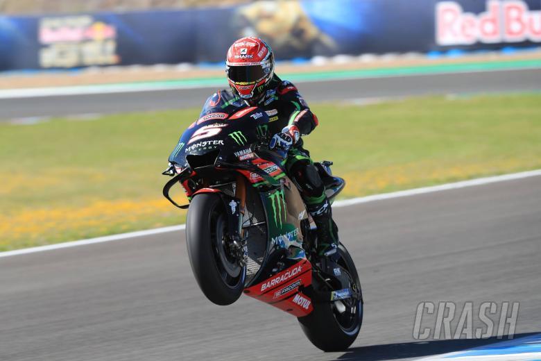 MotoGP: Fastest Zarco: 'Moto2 is helping me'