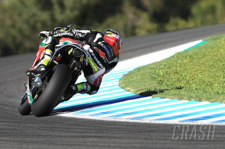 MotoGP: Crutchlow clarifies speed, Sunday 'no easier to accept'