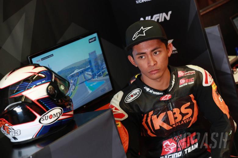 MotoGP: Moto2: Khairuddin leaves SIC Racing Team