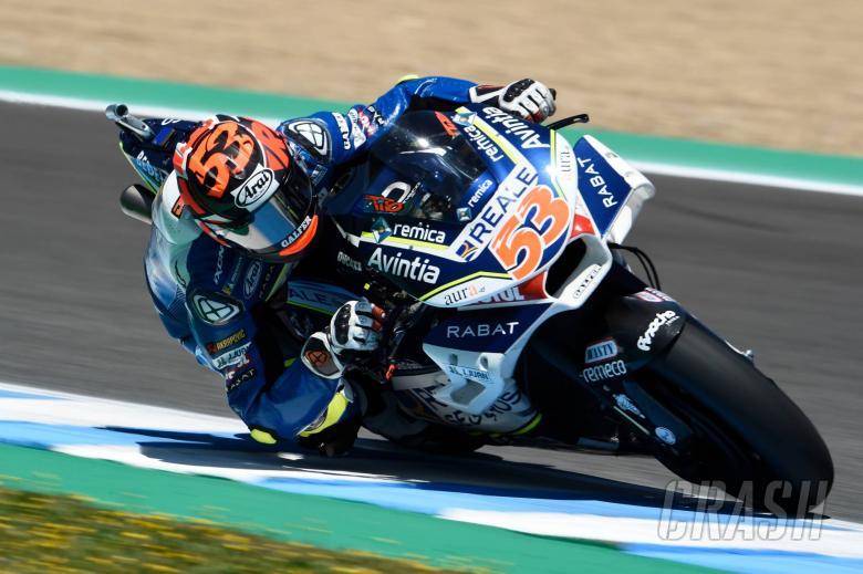 MotoGP: Jerez MotoGP test times - Monday (11am)