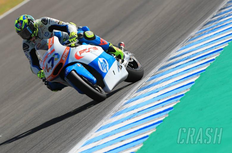 MotoGP: Moto2 Spain: Baldassarri dominates for Jerez victory